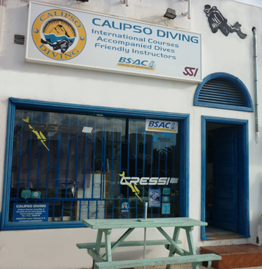 Calipso Diving Lanzarote