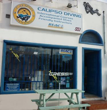 Calipso Diving Lanzarote